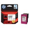 Cartus HP CZ102AE INKJET 650 TRI-COLOR