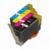 Cartus HP 655XLBK CZ109AE black compatibil 550 pagini