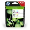 Cartus original HP 903XL High Yield C M Y K ink 4-pack 3HZ51AE