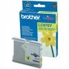 Cartus original Brother LC970C Yellow MFC 235C 260C DCP 135C 150C 300pg 5% LC970Y