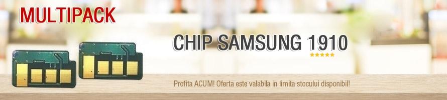 MultiPack Chip Samsung ML1910 1915 2525 2580 1.5k 2.5k ML T105