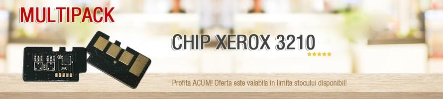 MultiPack Chip Xerox WorkCentre3210 3220 4.1K 4.1k 106R01486 7 4.1K