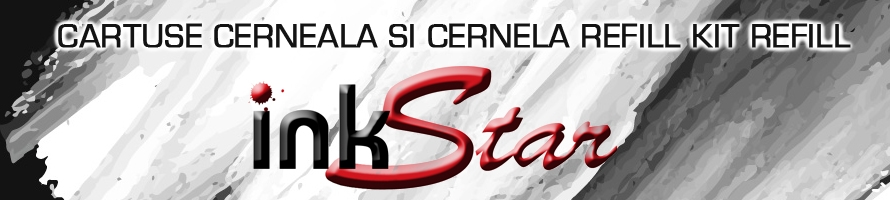 Cartuse cerneala compatibile InkStar